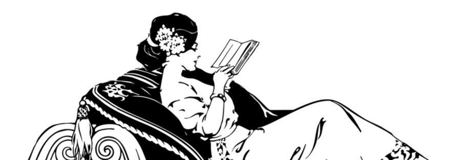 header blog il verbo leggere