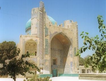 moschea balkh