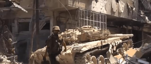 guerra civile Siria
