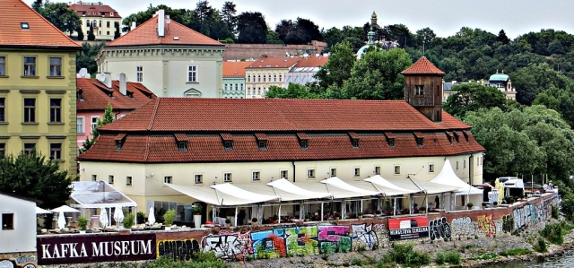 Kafka museum Praga