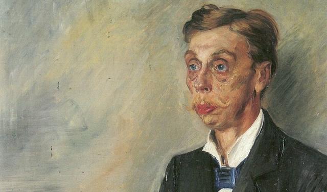 Ritratto di Eduard von Keyserling