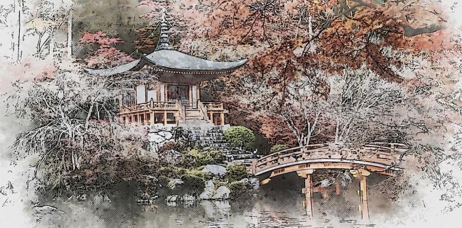 il muschio e la rugiada antologia poesia giapponese