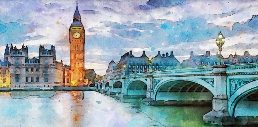 Londra guida letteraria